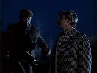 07. Приключение Шерлока Холмса - Собака Баскервилей. 2 серия vk.com/serialoff