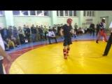 Свистков Никита 1 бой 2 раунд
