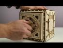 3D-пазлы Ugears Сейф