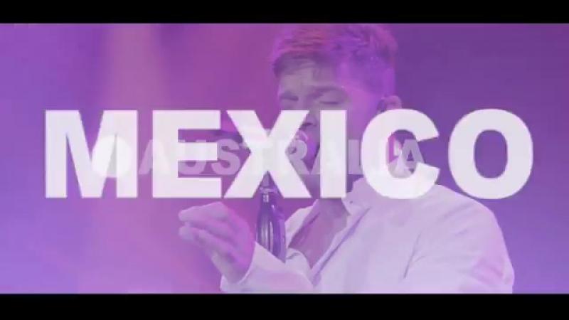 Ricky Martin OneWorldTour recap! Part 1 👏🎶