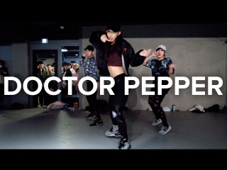 1Million dance studio Doctor Pepper - Diplo X CL / Mina Myoung Choreography