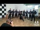 Как это было. Фотосессия. Ансамбль кавказского танца Ловзар г. Томск. Лезгинка