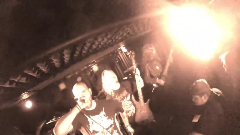 02 - Iconic Vivisect - Celestial Abortion Machine (Live @ The Bendigo Hotel)