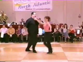 John Lindo & Deborah Szekely 1st place West Coast Swing Janck & Jill