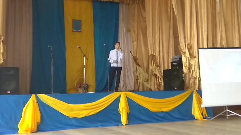 Творчий звіт колективів художньої самодіяльності БТЕК КНТЕУ ч4