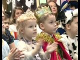 Новый год в Реабилитационном центре для детей с ограниченными возможностями