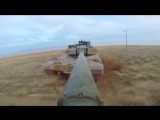 Otokar - Altay Main Battle Tanks Field  Snow Testing [1080p]