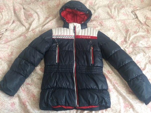 ✅Продам или обменяю куртку фирмы Demix. Размер 42-44, на рост 165. На