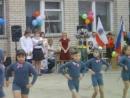 танец Золушка последний звонок, 2007 год