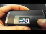 Видео обзор батарейного мода Sigelei Fuchai 213 Plus