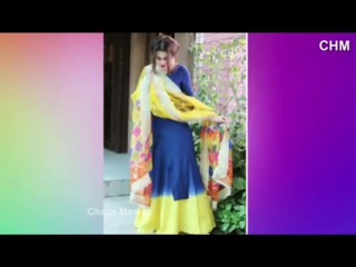 Asma Abbas After Getting Free From Cancer  How She Celebrating EID
