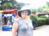 С Тоней в парке Ривьера в Сочи