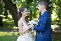 Наша 👰💍#невестаАледа #brideAleda Маренкова Анна в платье  👗 Беатрис😍 #gabbiano