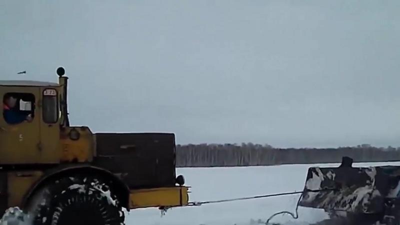 К-700, К-701, Кировцы в грязи и снегу! Глаза боятся...Cмотреть видео подборку.