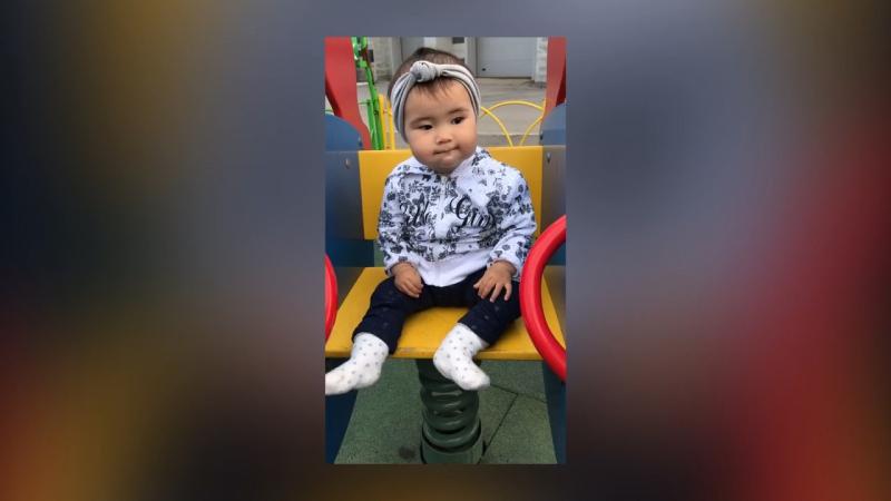 Айлин 9 месяцев