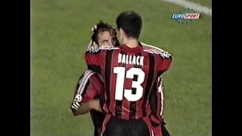 149 CL-2001/2002 Fenerbahçe - Bayer Leverkusen 1:2 (23.10.2001) HL