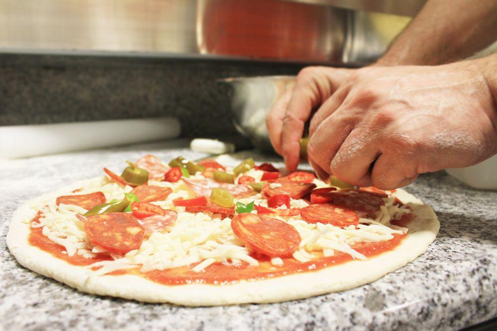 Доставка пиццы в Житомире на Mister.am