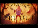 DAGames Get Out russian cover by DariusLock Hello Neighbour
