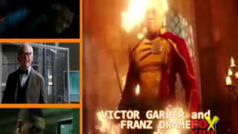 DC's Legends of Tomorrow x Power Ranger Time Force Intro