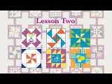 Quilt Tribe Lesson Two