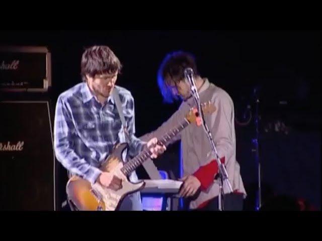 (Amazing Jam) John Frusciante, Josh Klinghoffer, Flea and Chad Smith