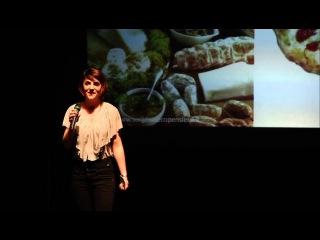Life's too short NOT to be Italian | Ioanna Merope Ippiotis | TEDxCrocetta