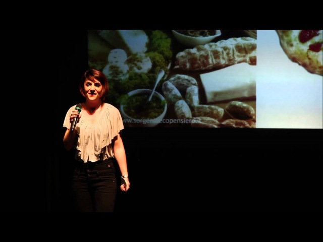 Life's too short NOT to be Italian | Ioanna Merope Ippiotis | TEDxCrocetta