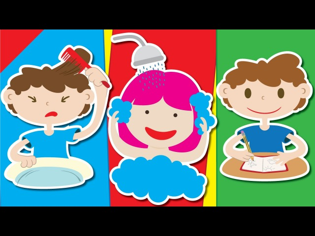 Learn Daily Activities | English Pattern Practice for ESL | ESL for Kids | Fun Kids English