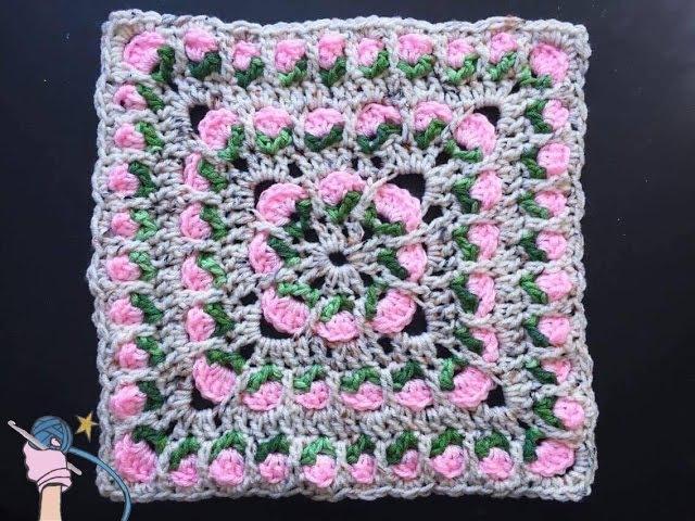 Rosie Posy Flower Field