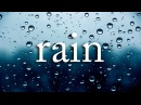 Soft Jazz: Rain (3 Hours of Smooth Jazz Saxophone Music w/ Rain Sounds) - Relaxing and Chill Music