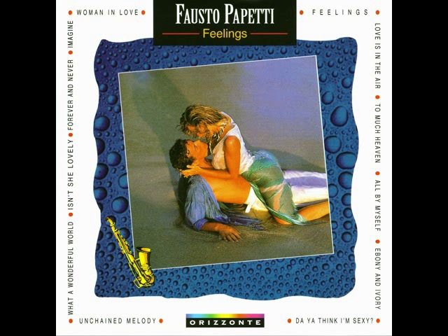 FAUSTO PAPETTI - FEELINGS [CD]