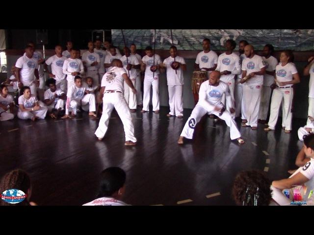 Abadá capoeira - Jogos do Rio 2017 Segunda parte