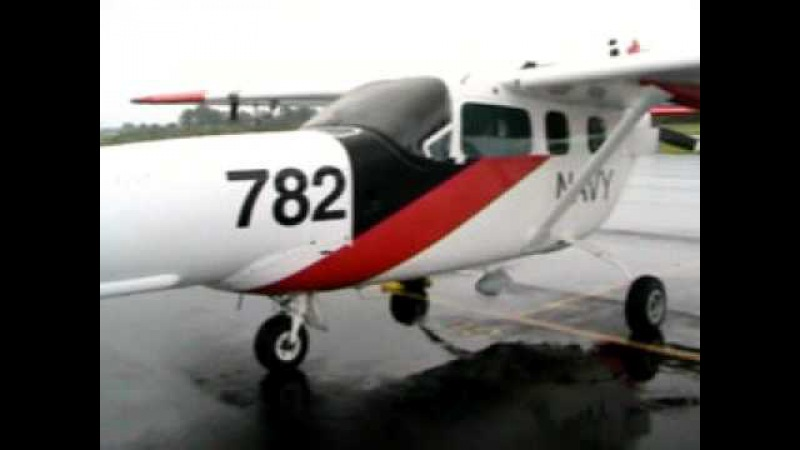 Single engine Cessna Skymaster