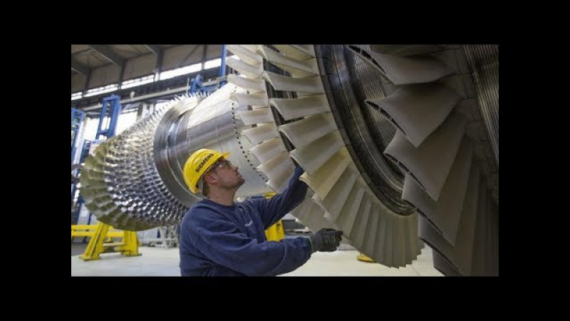 Эксперты: Установка турбин Siemens в Kpымy связана с большими проблемами