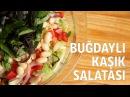 Buğdaylı Kaşık Salatası Tarifi
