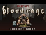 Покрас тролля (Sorastro's Blood Rage Painting Guide Ep3 The Troll)
