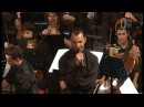 Teodor Currentzis conducts Sergej Newski's violin concerto Cloud Ground