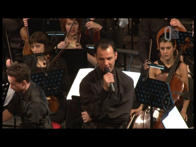 Teodor Currentzis conducts Sergej Newski's violin concerto Cloud Ground