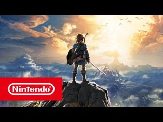 The Legend of Zelda: Breath of the Wild - Trailer Presentazione Nintendo Switch