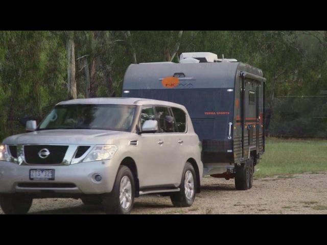 WUDU S08E02 Angie shows of Nova Caravans new Terra Sportz