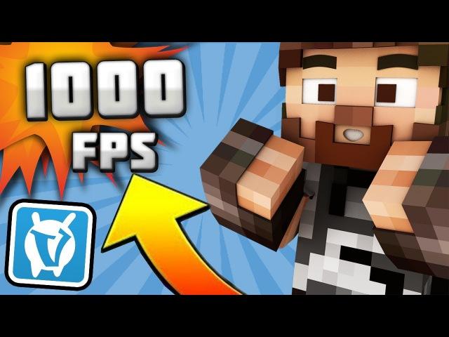 1000 FPS В Minecraft   Ресурспак для VimeWorld   Лёгкий способ как повысить FPS! [Sky Wars]