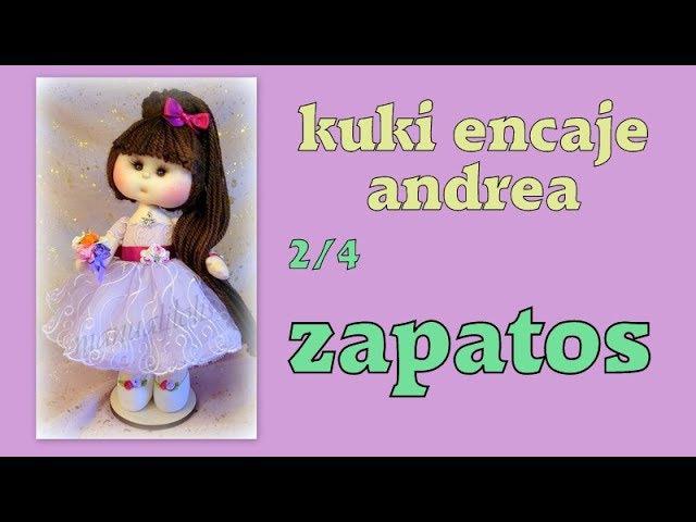 KUKI ENCAJE , zapatitos y braguitas 24, video- 266
