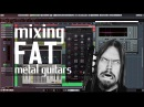 Mixing Fat Metal Guitars in 5 Minutes