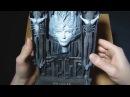 Dolbyd's AWESOME Stuff McFarlane H R Giger Li II Statue Books and Alien Figurine