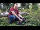Убийца бревен и кустарников бензопила Tatra Garden MS 235