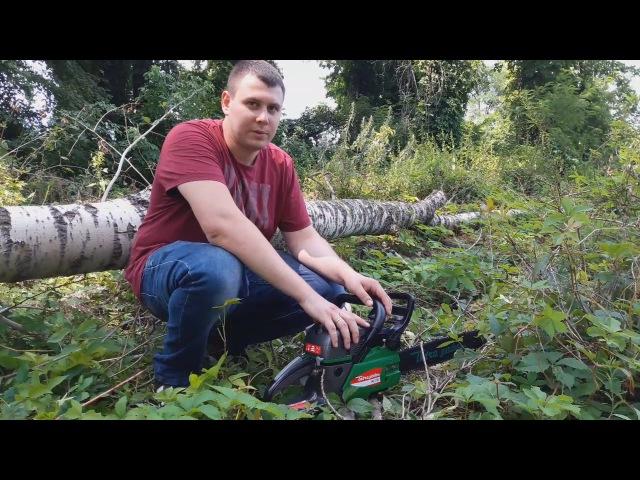 Убийца бревен и кустарников бензопила Tatra Garden MS 235 смотреть онлайн без регистрации