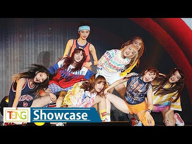 Weki Meki(위키미키) 'Fantastic' Showcase Stage (WEME, 최유정, 김도연, Doyeon, YooJung)