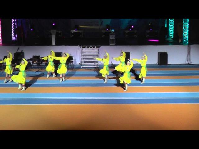 Yakutian dance. Якутский танец.