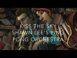 Shawn Lee's Ping Pong Orchestra - Kiss The Sky - Lyric Video - Tales From The Borderlands Episode 2