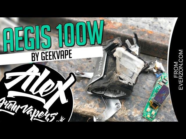 Geekvape Aegis 100W Обзор